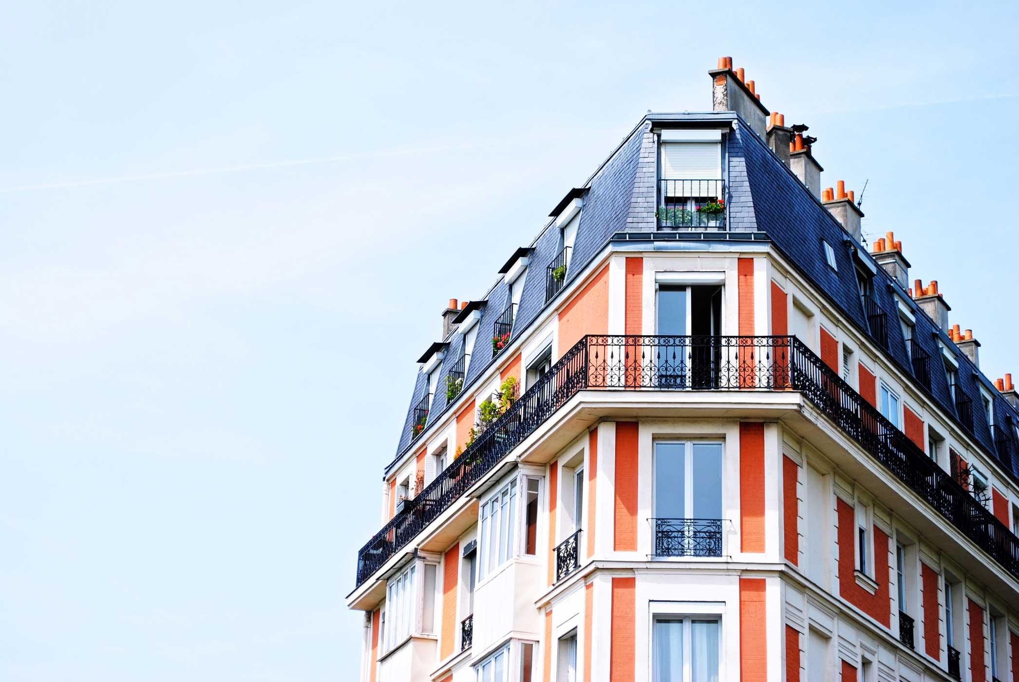 Wertiba Liegenschaften: Beispielbild eines unserer Wohnhäuser