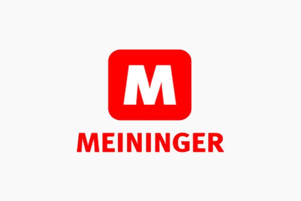 Logo von Meininger
